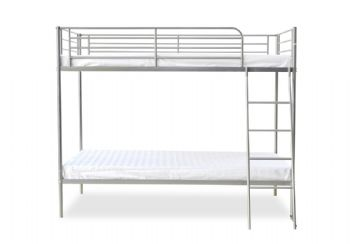 Torquay Metal Bunk Bed 3FT